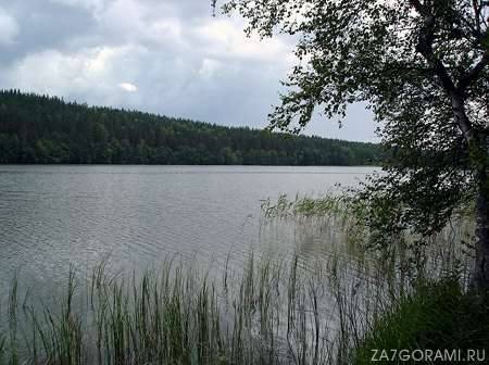 Dolgoe lake (Priozersk district)
