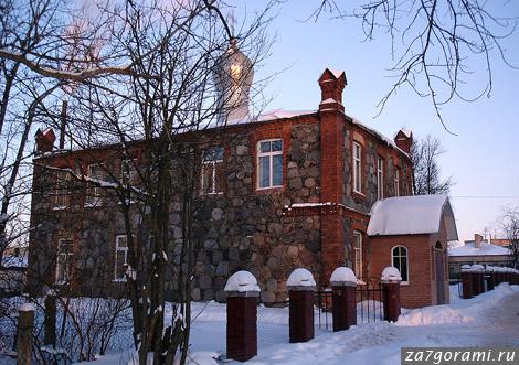 Церковь в Бежаницах