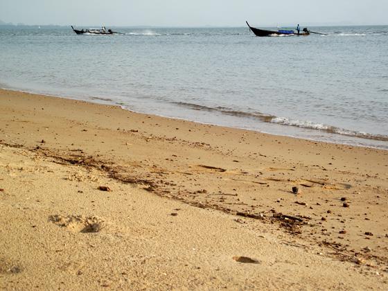 Лодки в Тайланде