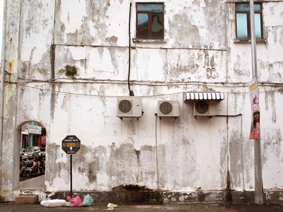 проблема мусора на пенанге