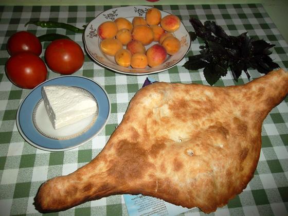 питание в грузии