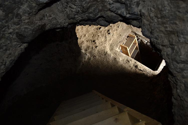 пещеры ванис-квабеби