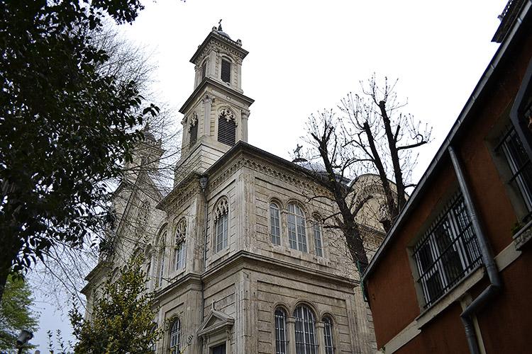 греческая церковь в стамбуле