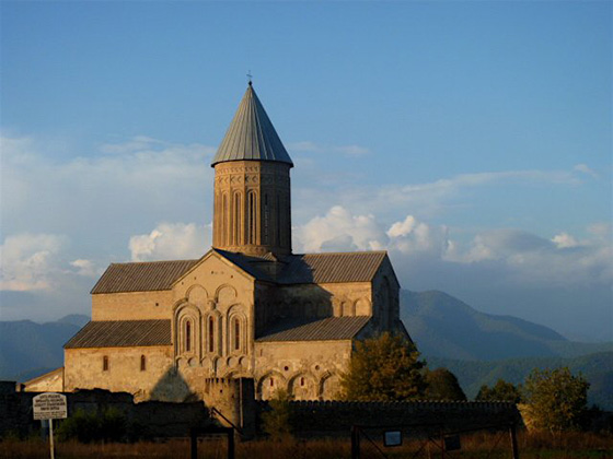 Алавердский мужской монастырь
