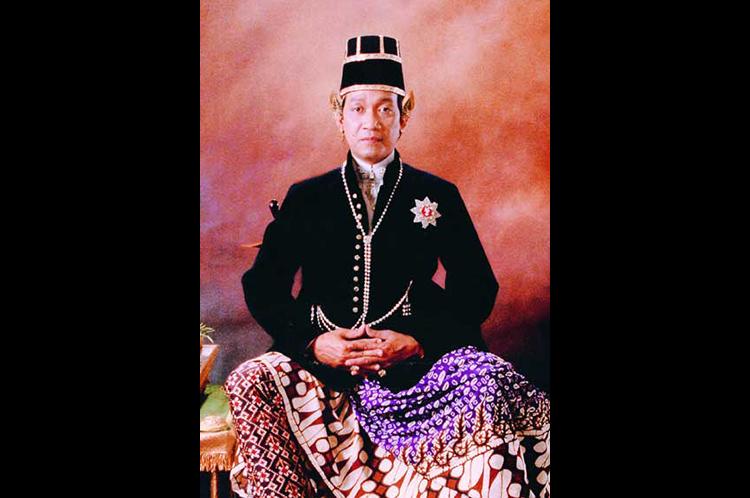Hamengkubuwono X, султан Джокьякарты