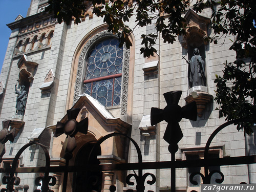 Католический костёл в Батуми