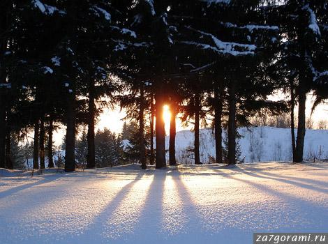Pskov nature