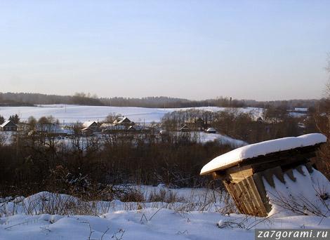 Село Дворцы