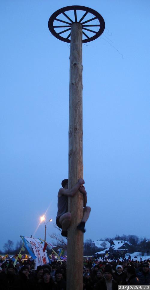 Масленица в Пскове