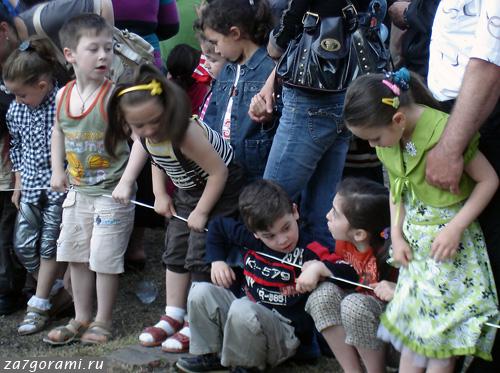 Дети Грузии