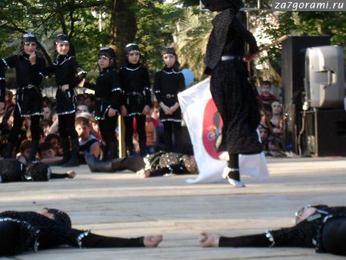 Танец воинов