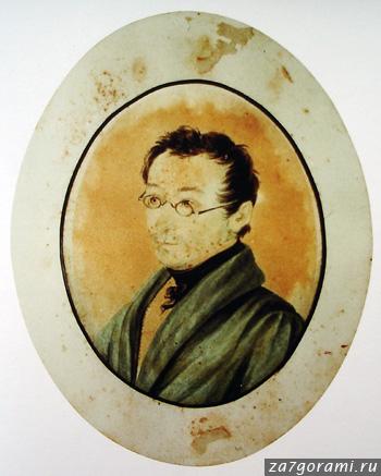 Портрет Александра Грибоедова