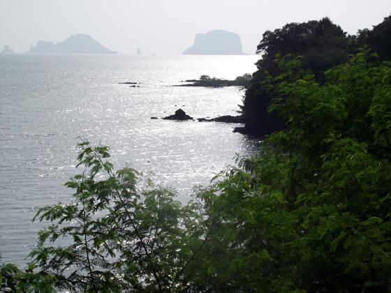 море в Ао Нам Мао