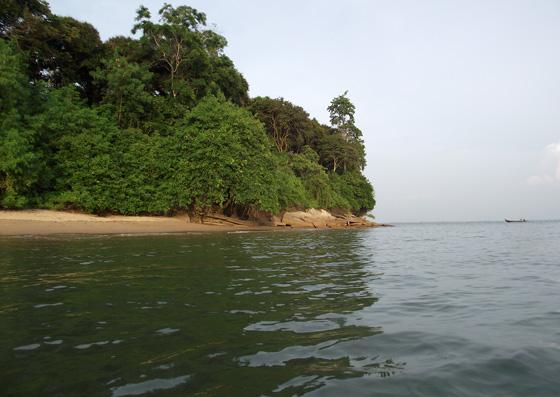 Пляж в Ао Нам Мао