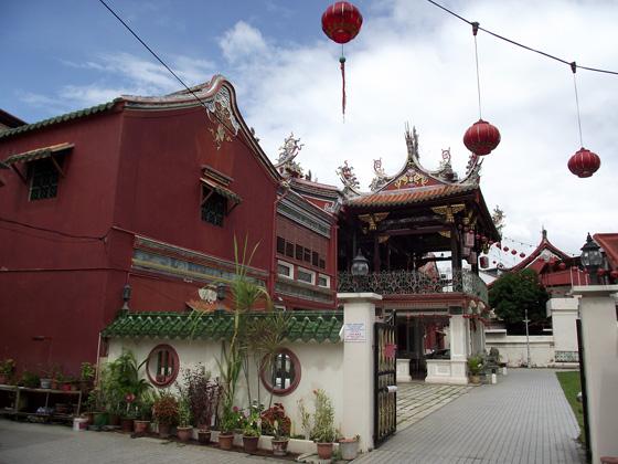 китайцы в малайзии