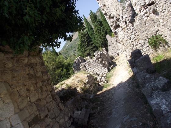 Крепость Старого Бара