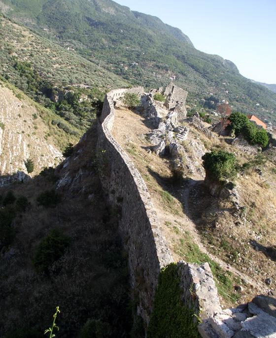 Крепость в Баре