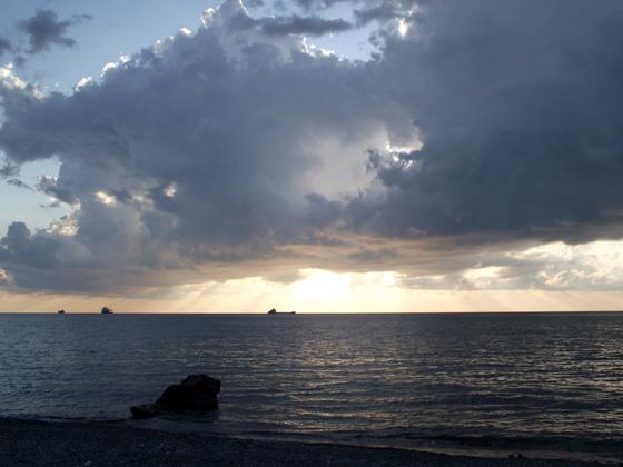 Чёрное море, Батуми
