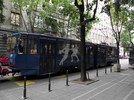 Транспорт в Сербии