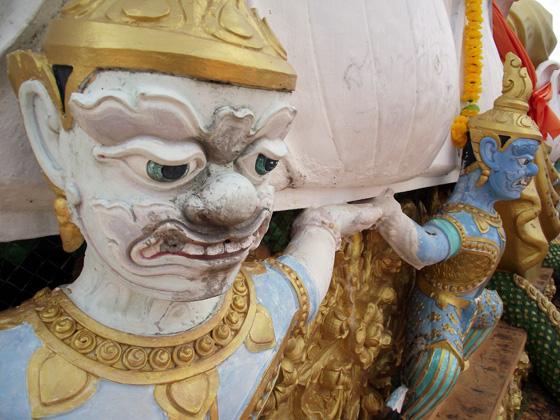 буддийские мифологические существа
