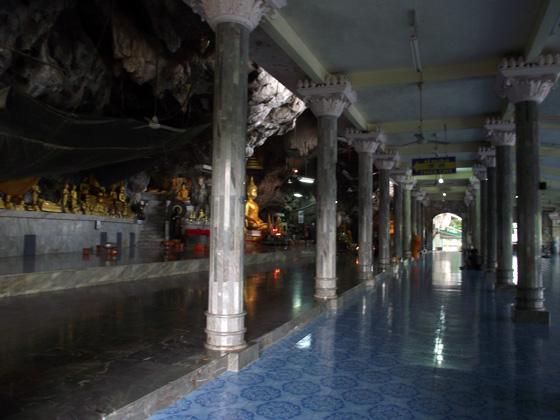 Храм пещеры тигра