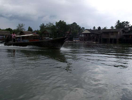 boat trip in Krabi