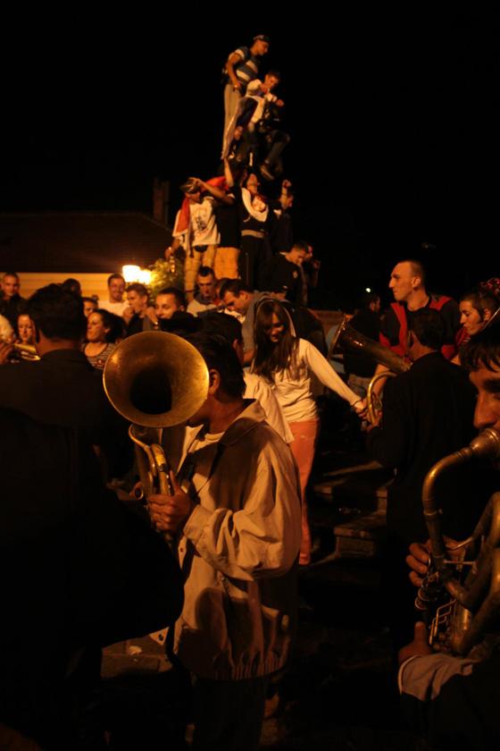 Фестиваль Гуча
