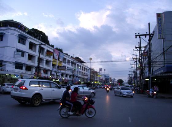 улицы Краби