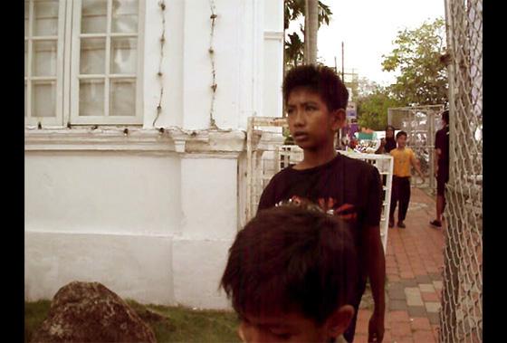 малайский мальчик