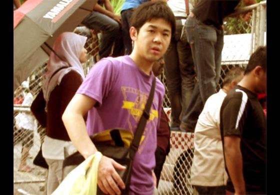 китаец малайзии