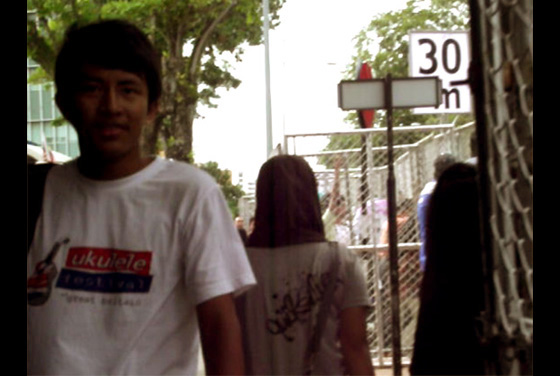 малайский подросток