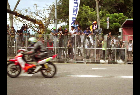 мотогонки, соревнование в Малайзии