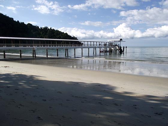 пляж Пантай Телук