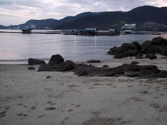 пляжи нац парка пенанга