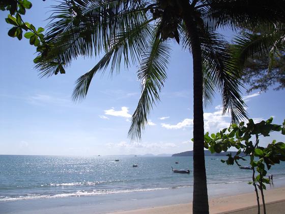 Пляжи Ао Нанга