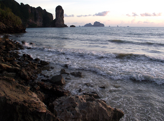 Скалы в Ао Нанге