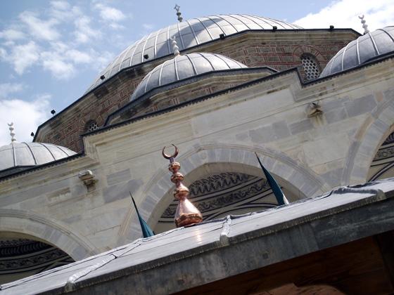 мечеть Мустафа-паша