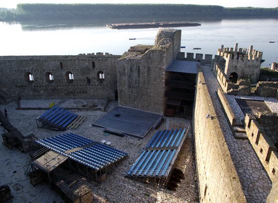 Крепость в Смедерево