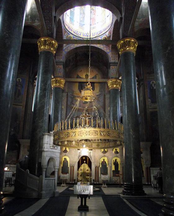 Собор святого Георгия, Смедерево