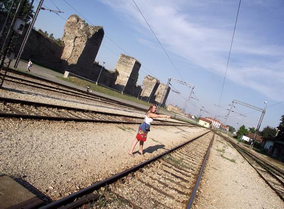 Железная дорога Сербии