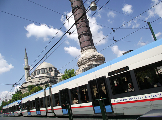 Стамбульское метро