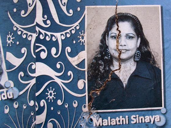 индийский плакат