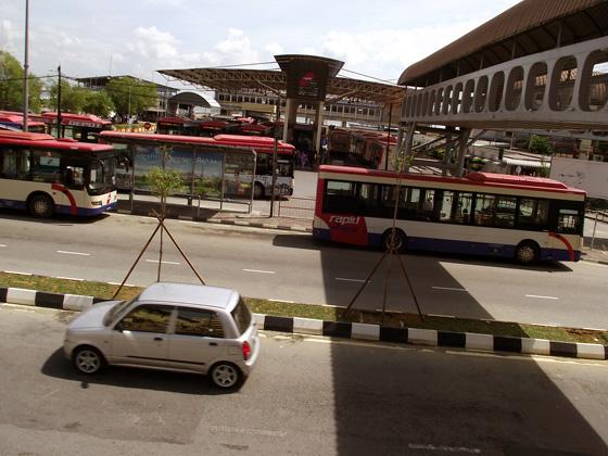 Автовокзал Jetty, Пенанг