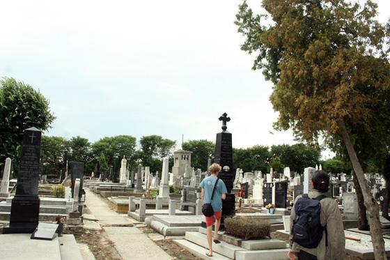 Кладбище в Земуне