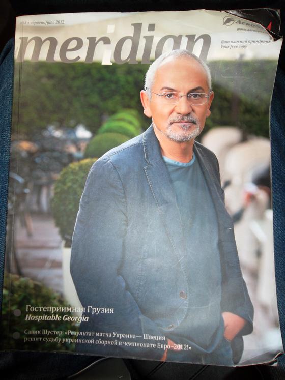 бортовой журнал меридиан