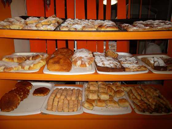 сладости в грузии