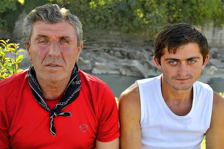 грузинские такисты