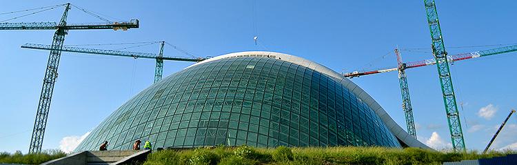здание парламента в кутаиси