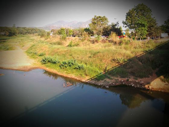река в Loei