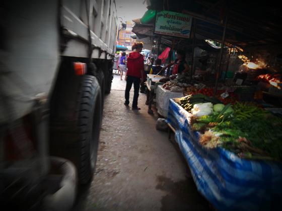Loei market
